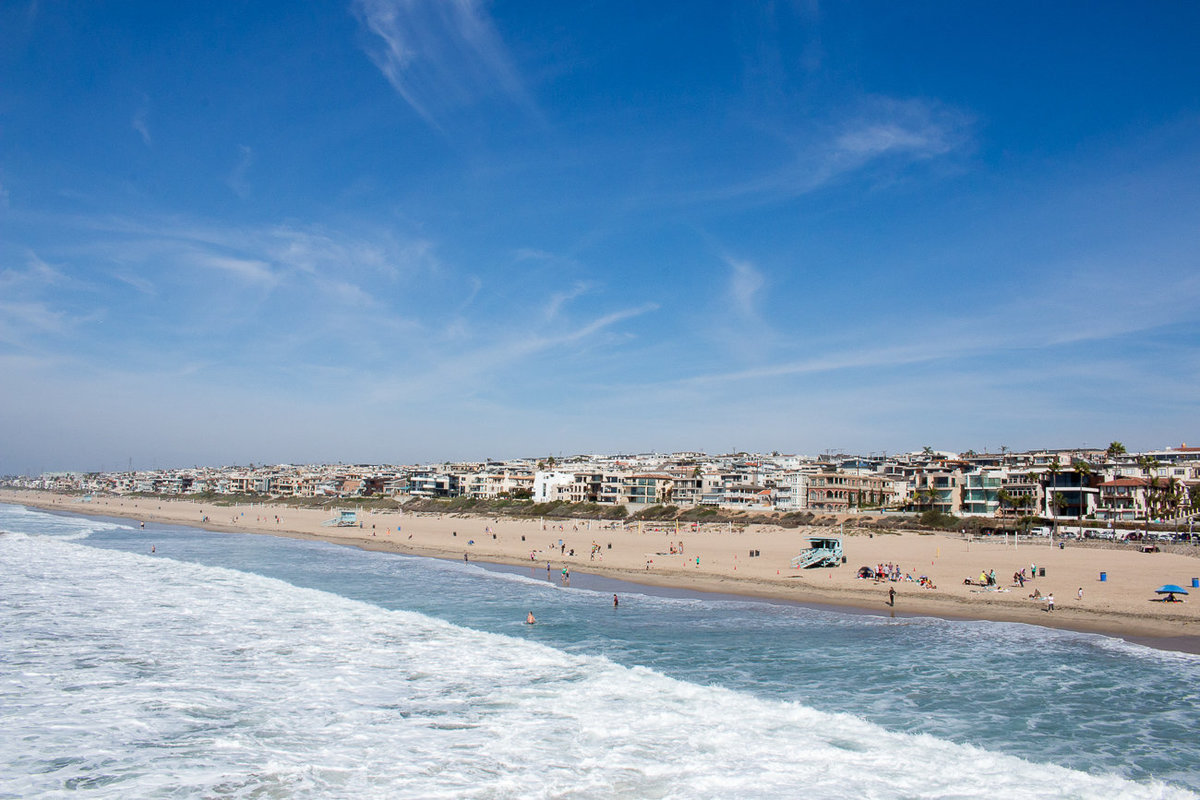 southern California beach photography