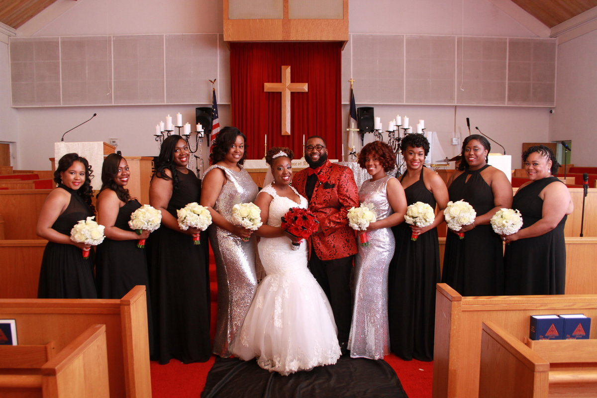 Wedding of Michelle Brandon 03 18 17-F5 B G with Bridal Party-0005