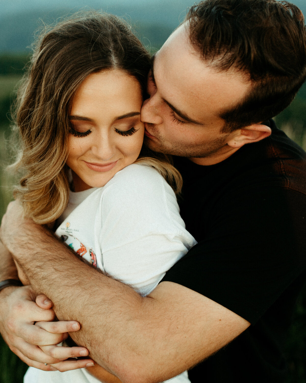 Luke Lambertson Photo_Max Patch Engagement Photos_Jordan + Noah_Ashville Wedding Photographer_IMG-3