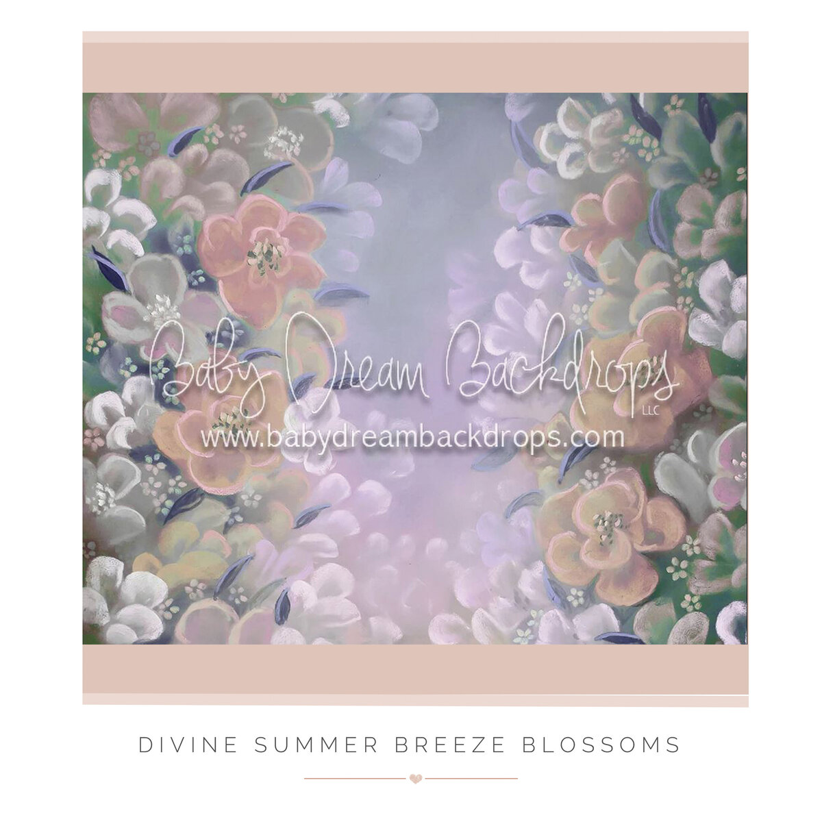 Divine Summer Breeze Blossoms