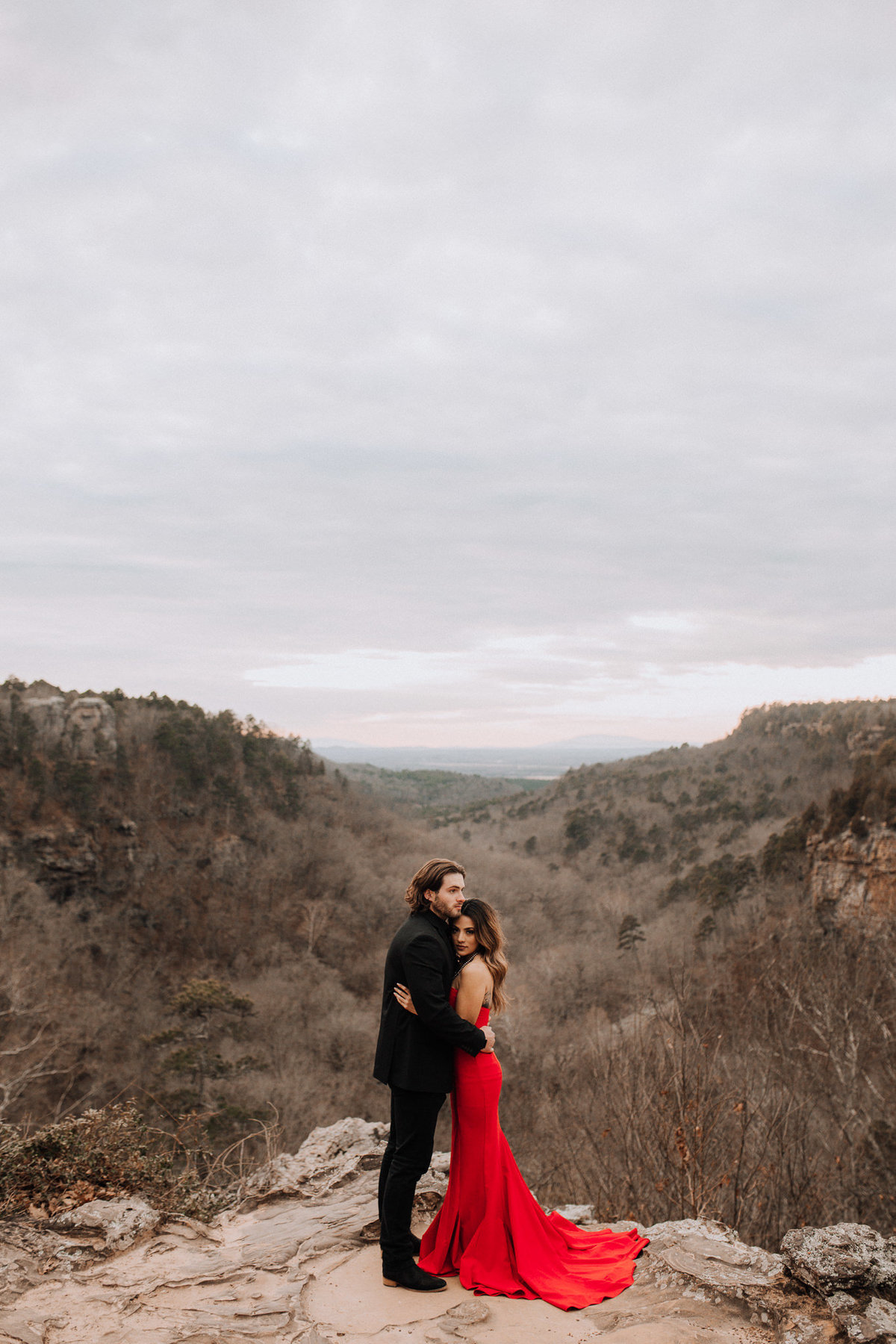 fernanda-and-great-petit-jean-state-park-arkansas-adventerous-couples-engagement-session-47