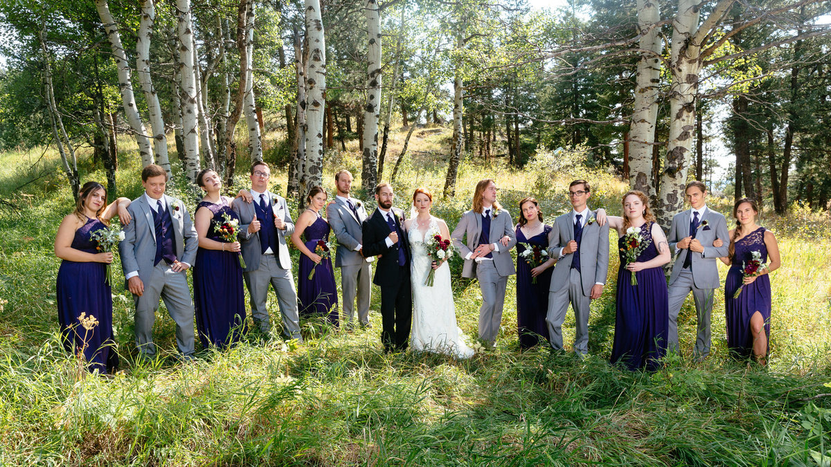 Estes Park Wedding Photographer - 217