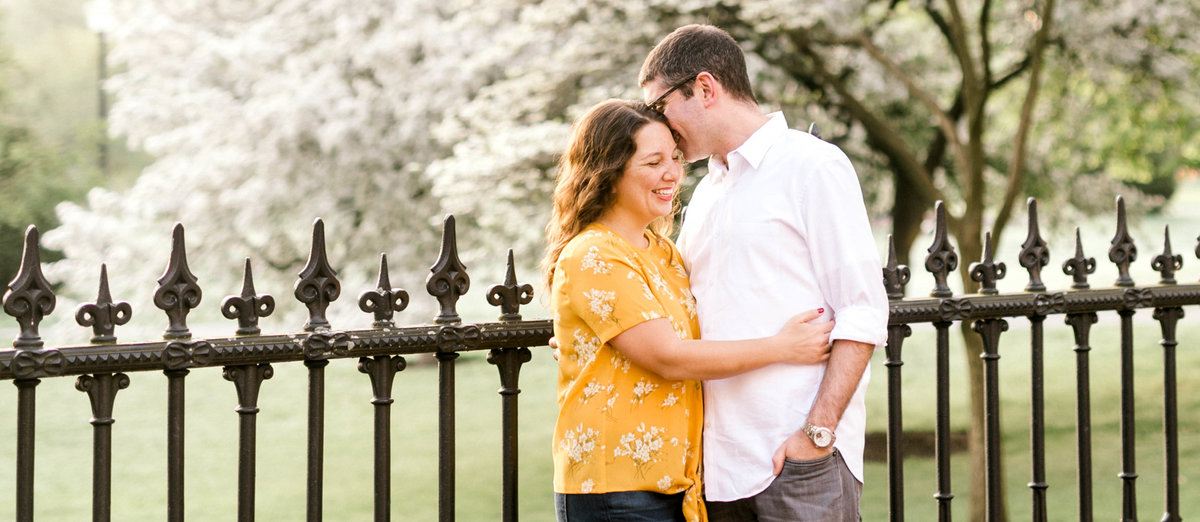 Boston, Massachusetts and Destination Engagement, Wedding