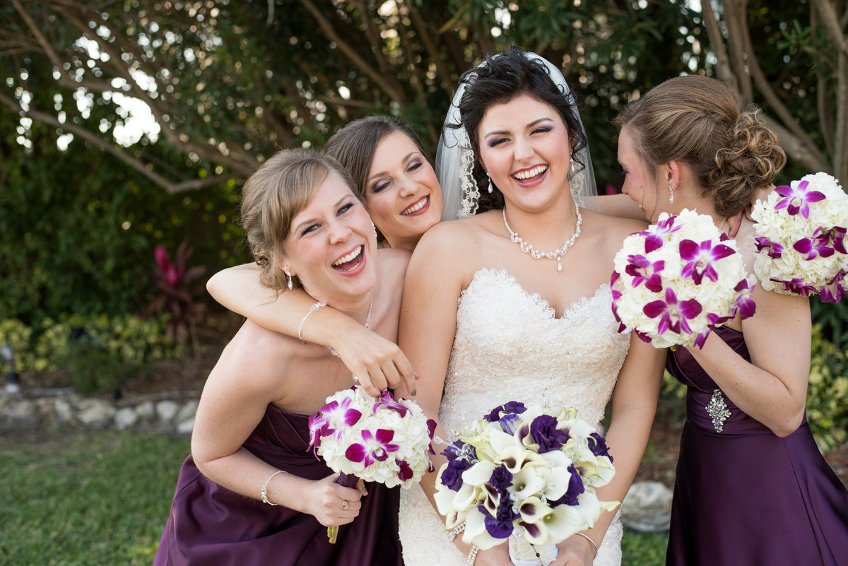fun tampa wedding photographer
