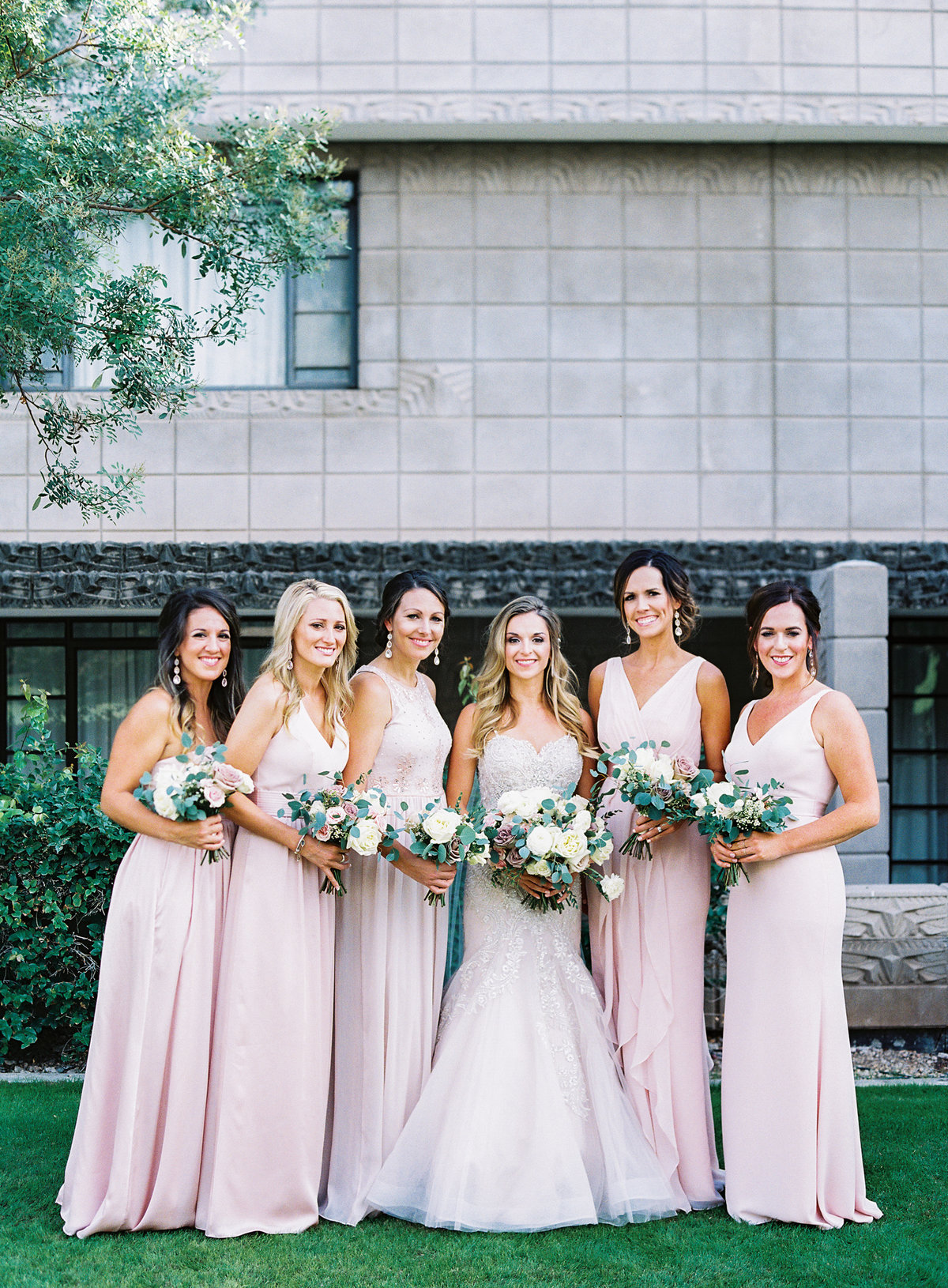 Arizona Biltmore Wedding - Mary Claire Photography-46