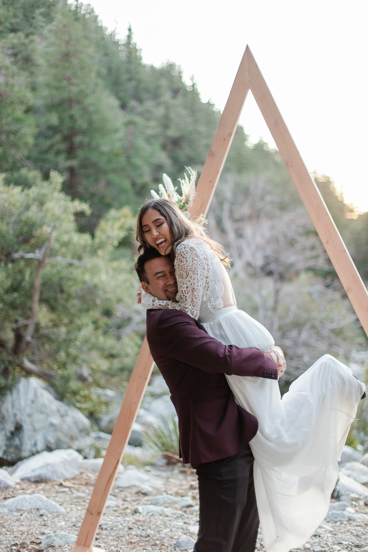 Mt. Baldy Elopement, Mt. Baldy Styled Shoot, Mt. Baldy Wedding, Forest Elopement, Forest Wedding, Boho Wedding, Boho Elopement, Mt. Baldy Boho, Forest Boho, Woodland Boho-50