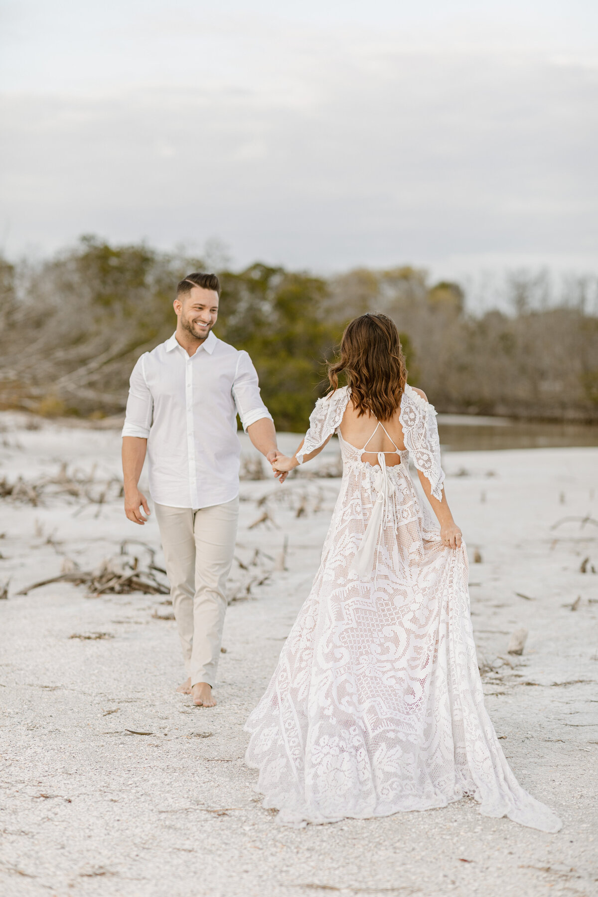 Beach Elopement in Saint Petersburg, Florida 23