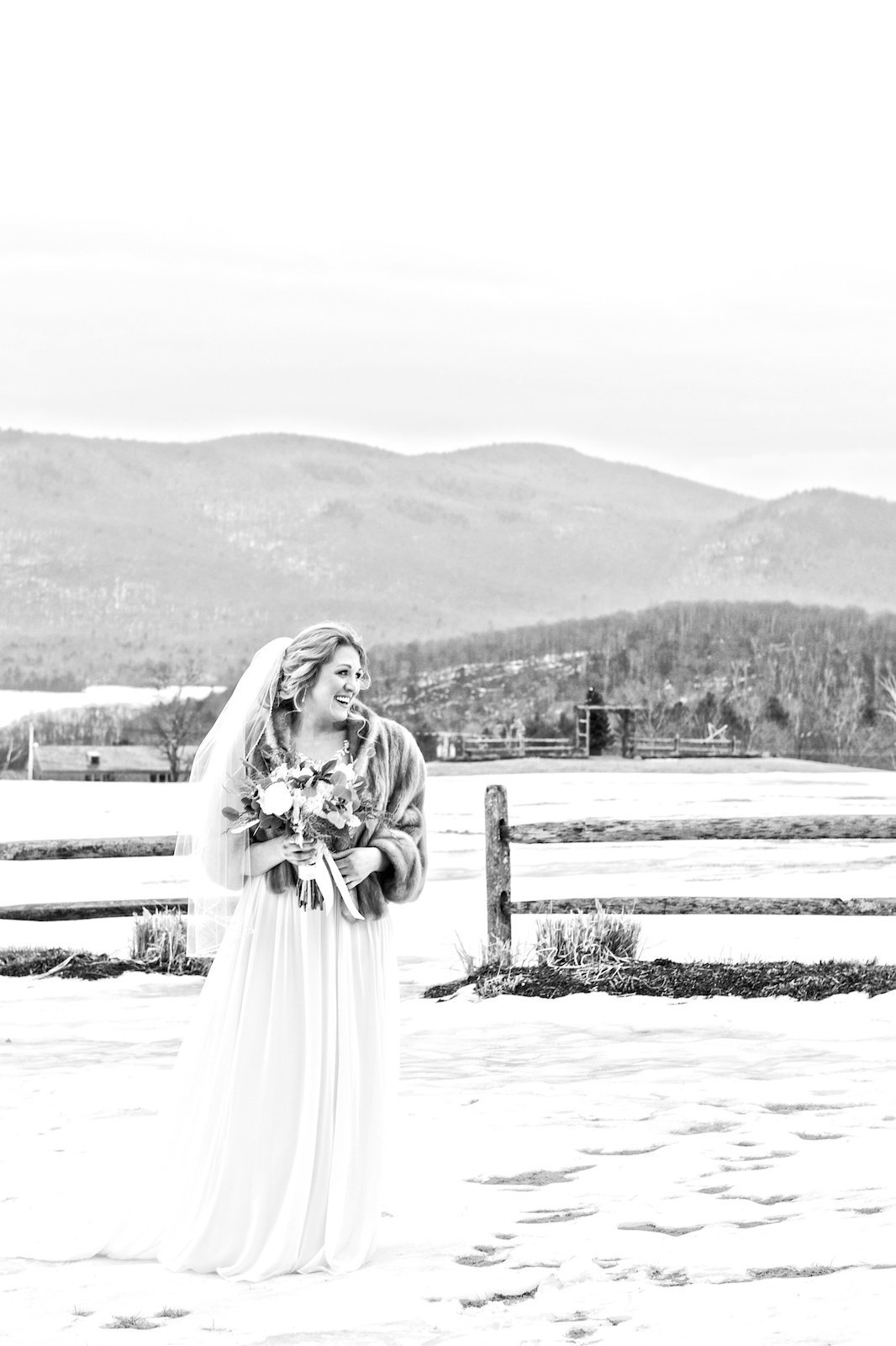 find best Vermont photographer for candid winter wedding in Chittenden, Rutland and Killington 1
