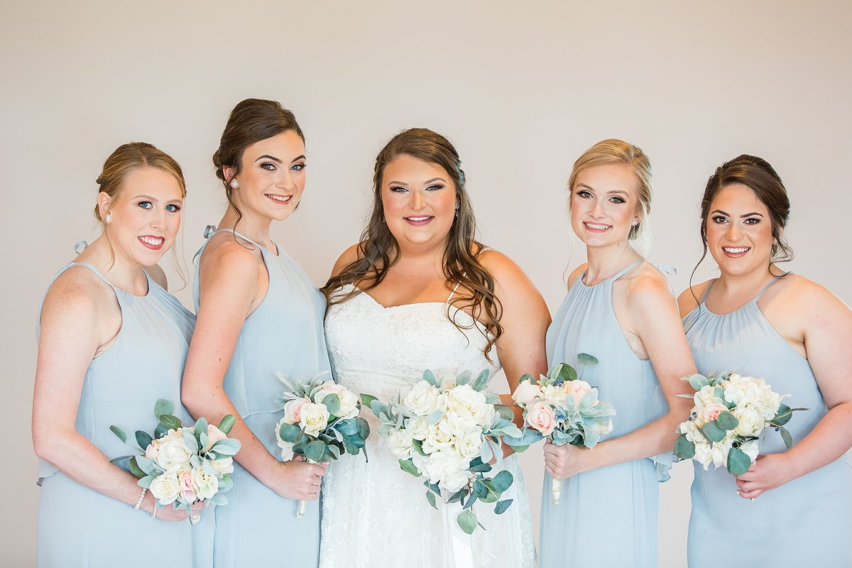 bridesmaids-blue-dress