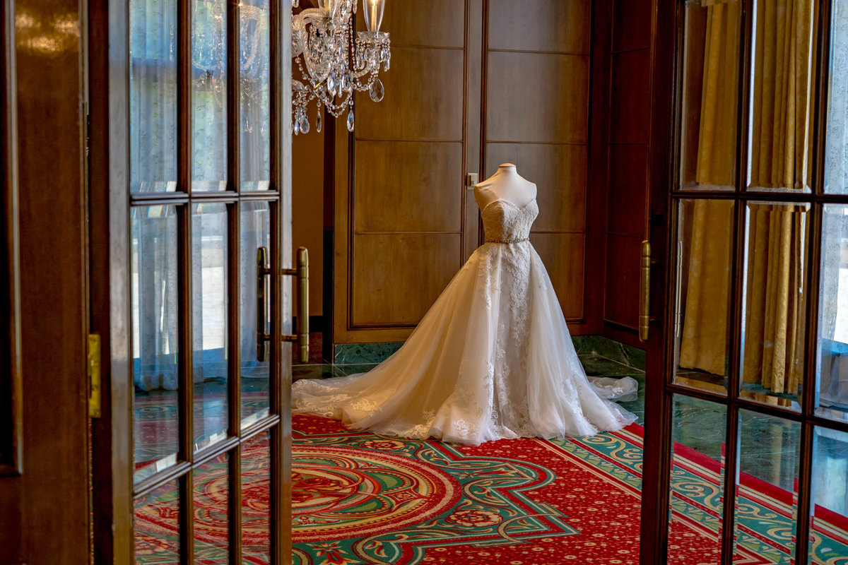 Omni Mandalay Las Colinas Wedding -2