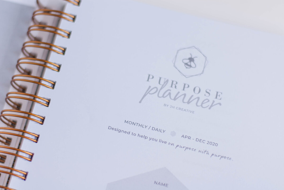 Purpose Planner 2020 Product Photo-4