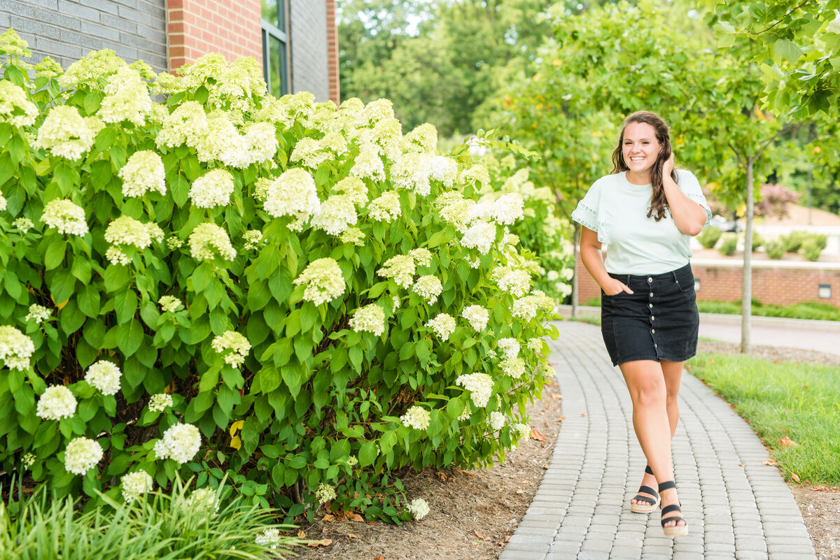Marena Claire Photography Roanoke College Summer Senior Session Ashley Eagleson Photography_0007