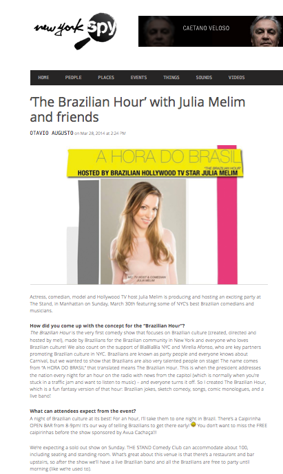 Julia-BrazilianHour-NYSpy