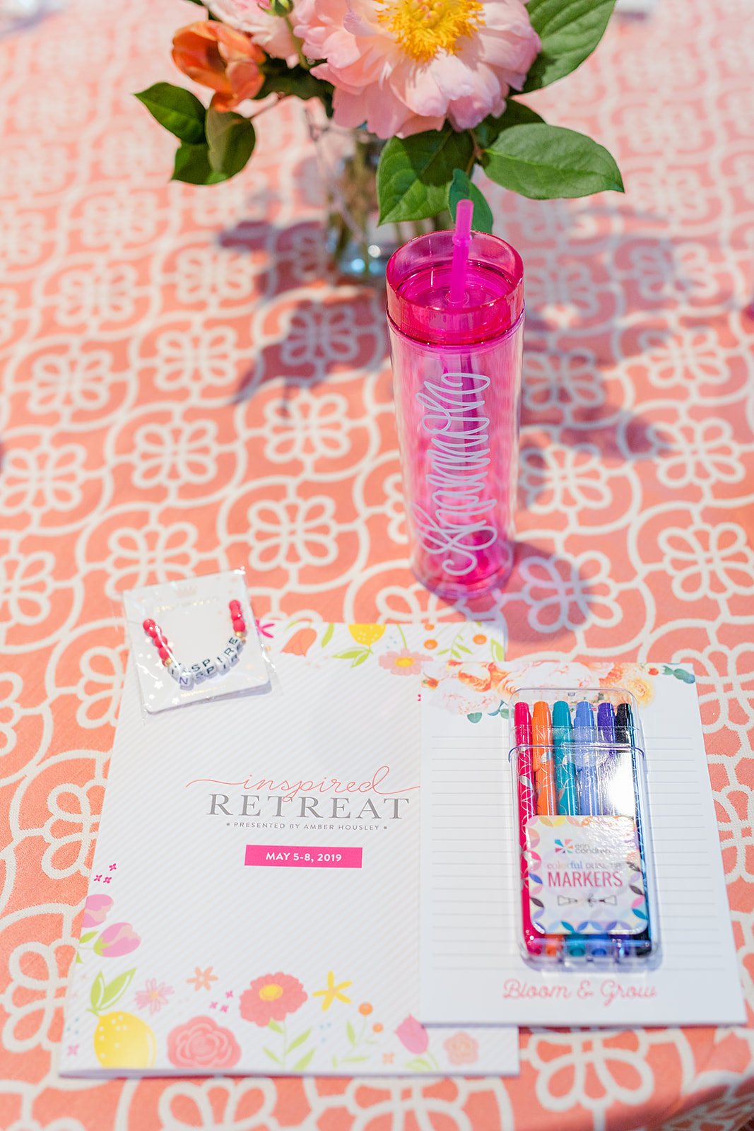 Amber Housley - Marketing Strategist for Creative Women - Inspired Retreat 2019 Day2 - 1