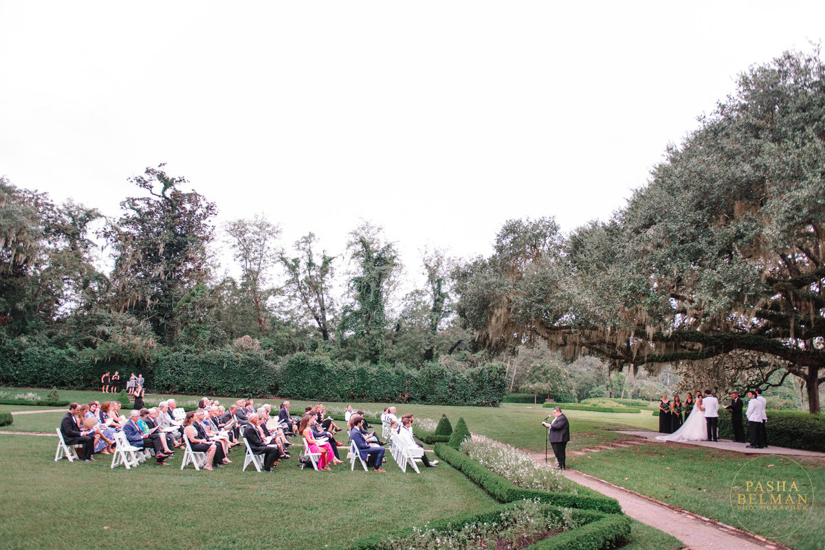 Middleton Place Wedding Photography - Charleston Wedding Ceremony Photos