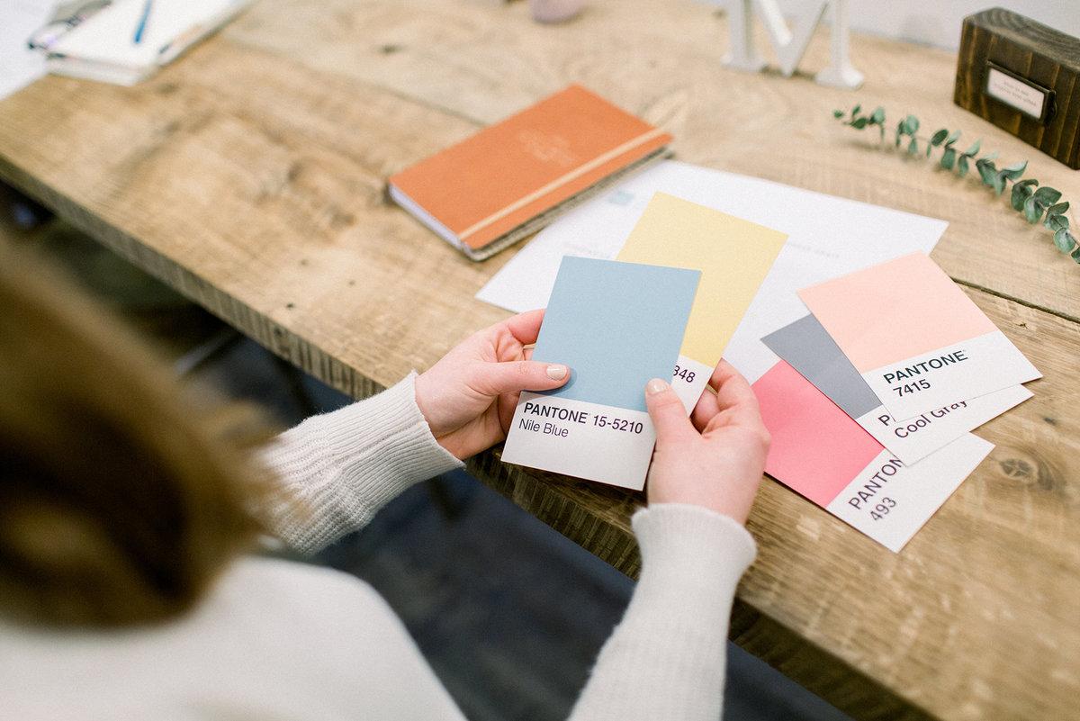Indianapolis | Branding + Website Design | MK Design Studio