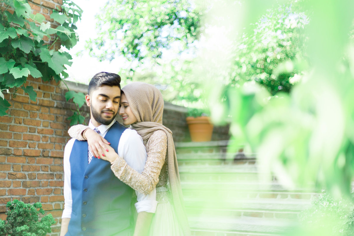 Humna & Fahad Chicago Botanic Engagement -18