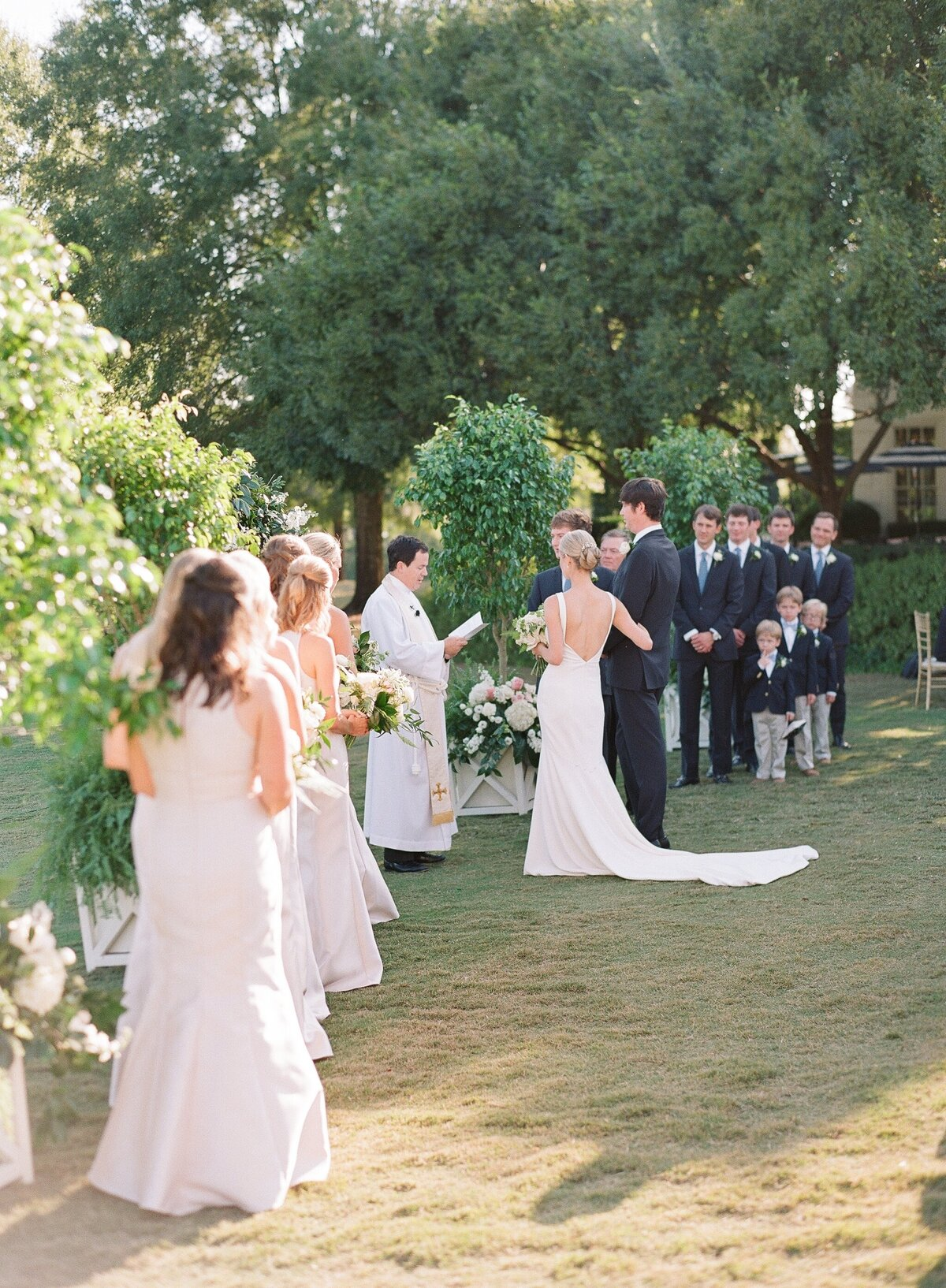Quail Hollow Country Club Wedding 12