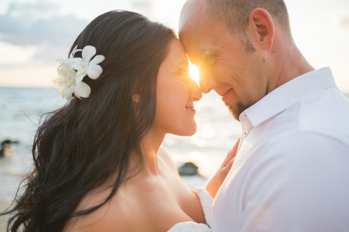 Wedding Photographer in Maui