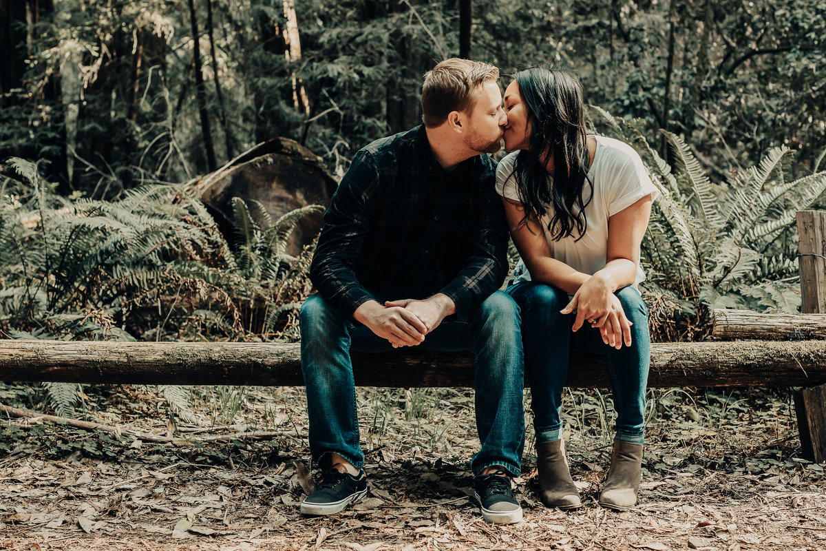 Engagement Shoot Armstrong Forest