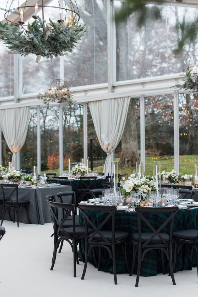 clear top wedding tent