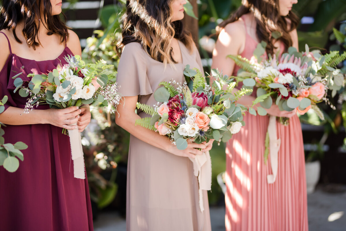 Tampa boho wedding at Fancy Free Nursery 27