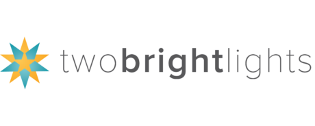 Two Bright Lights Logo
