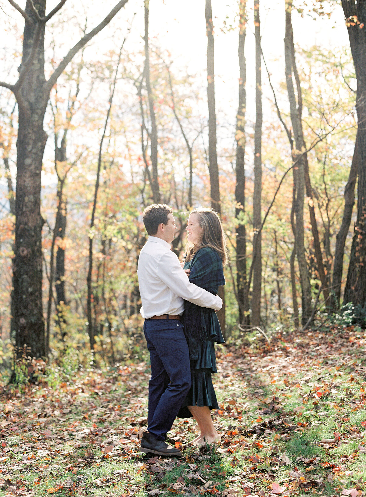 Asheville North Carolina Wedding Enagagement Photographer Blue Ridge Parkway Session-23
