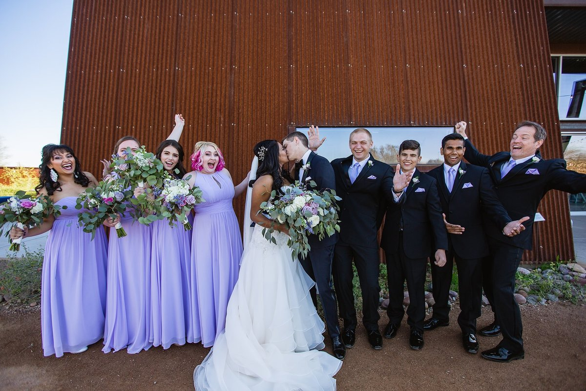 Rio SalaRio Salado Audubon Center Wedding | PMA Photographydo Audubon Center Wedding