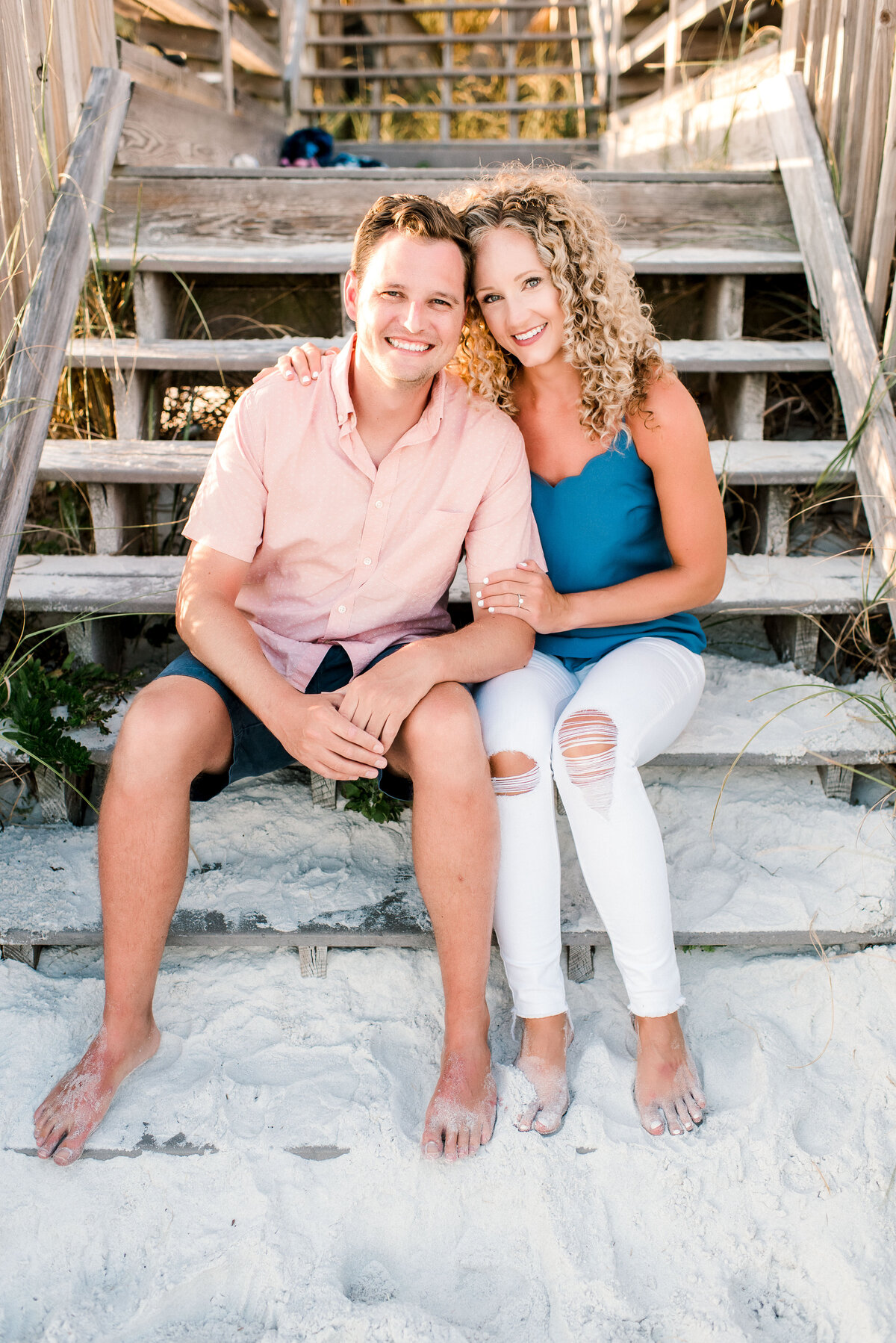 Destin Engagement Photos | Jennifer G Photograpy-3