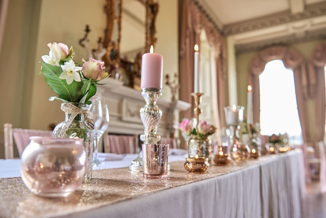 Dusky pink and gold wedding Prestwold Hall sm(11)