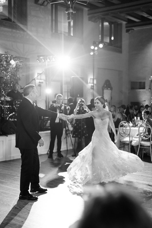 Father-Daughter-First-Dance-Congressional-Country-Club.