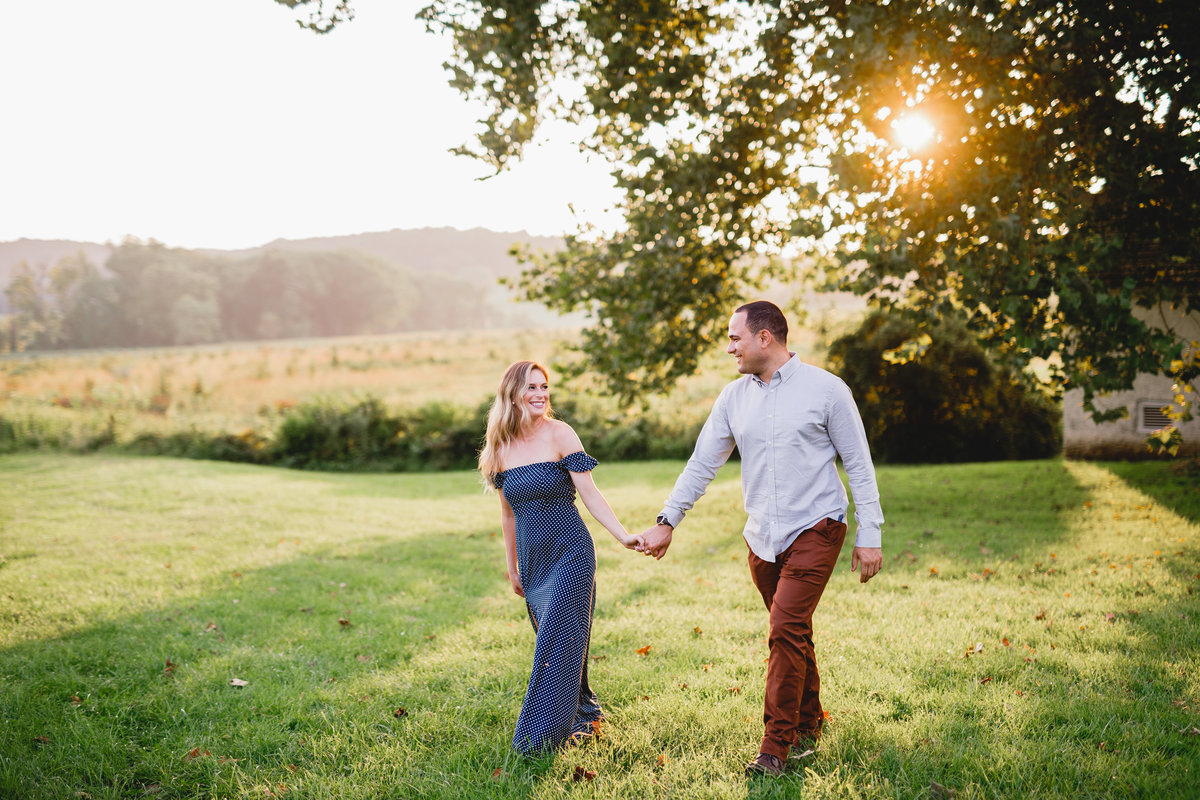 Valley Forge Park Engagement Session Photography 39