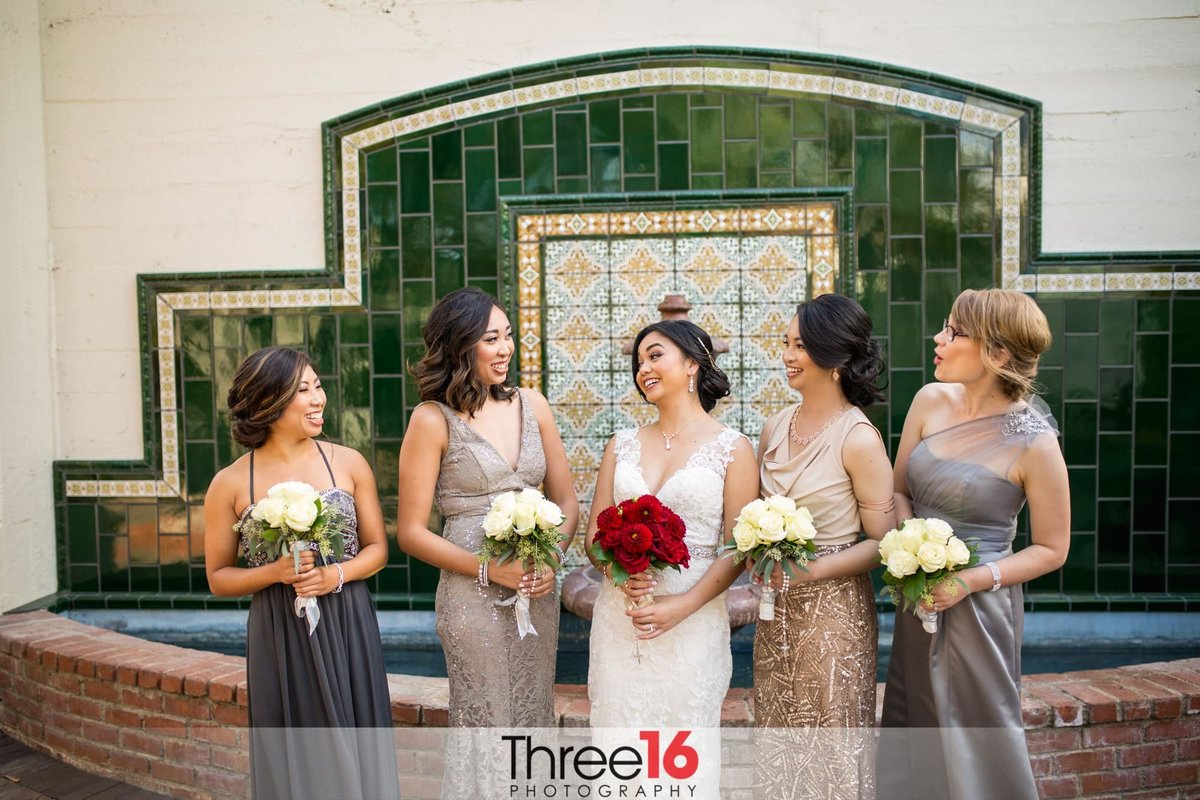 Padua Hills Theatre Wedding Claremont Photography