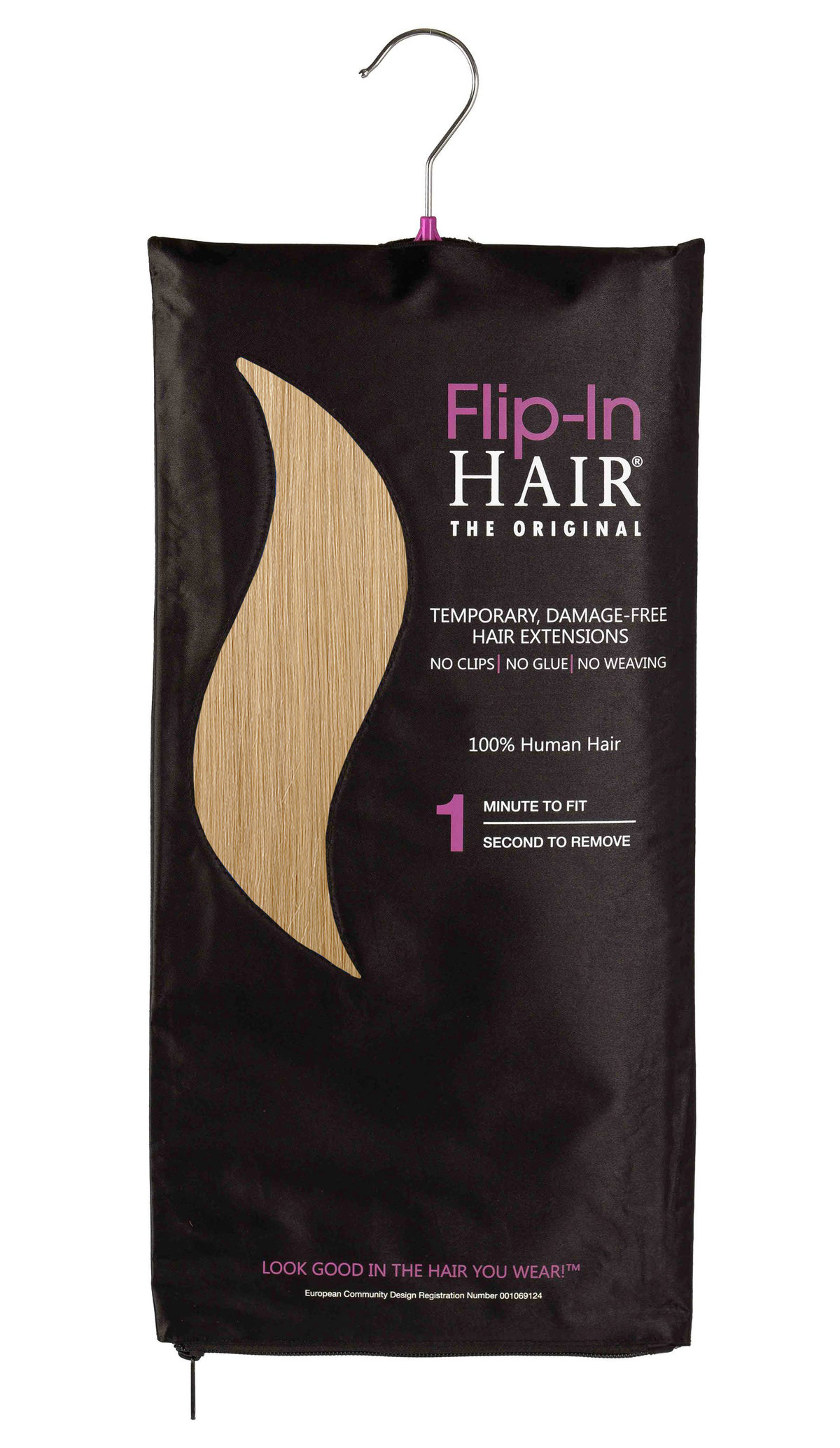 Flip-In Hair Original 20