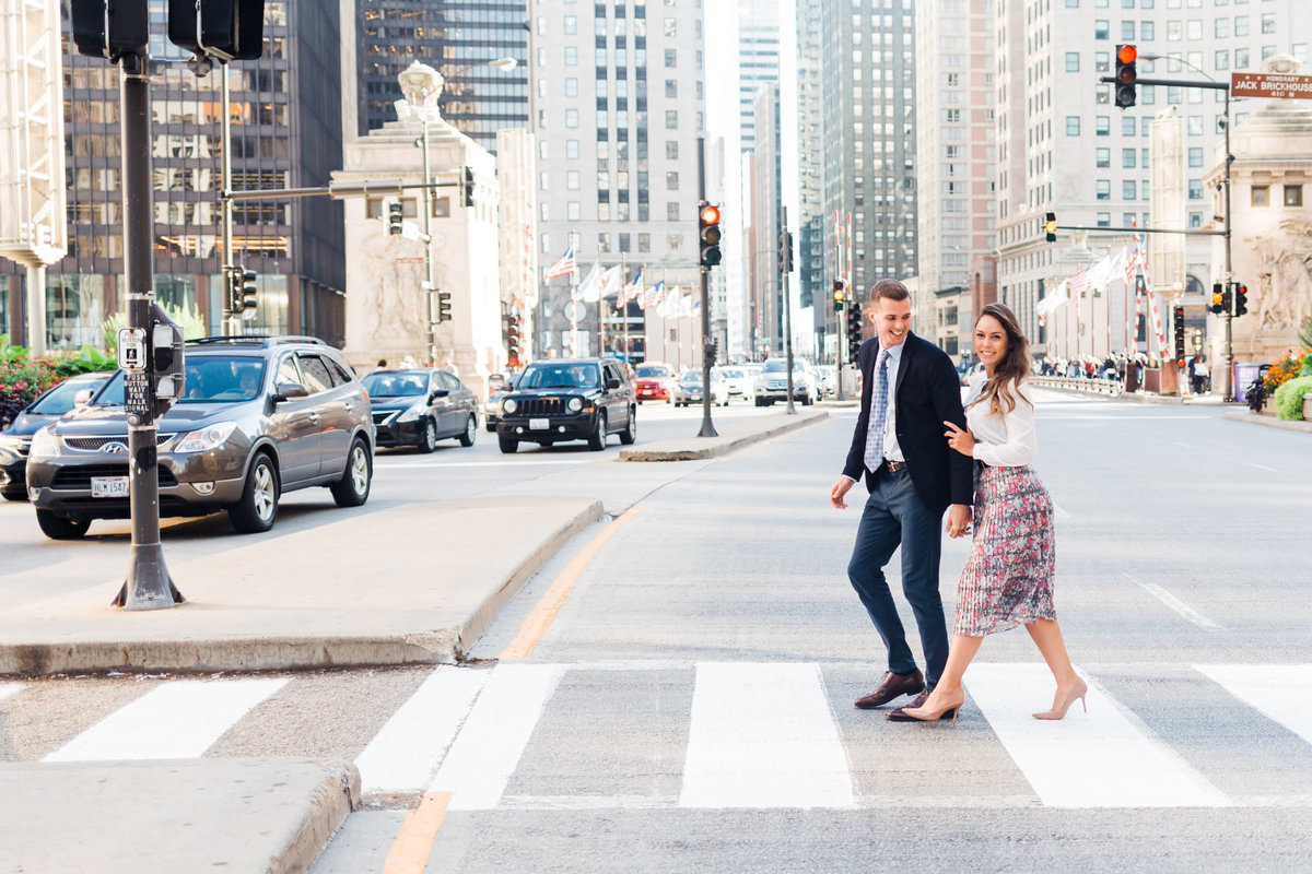 Chicago Engagement | Janet D Photography-3