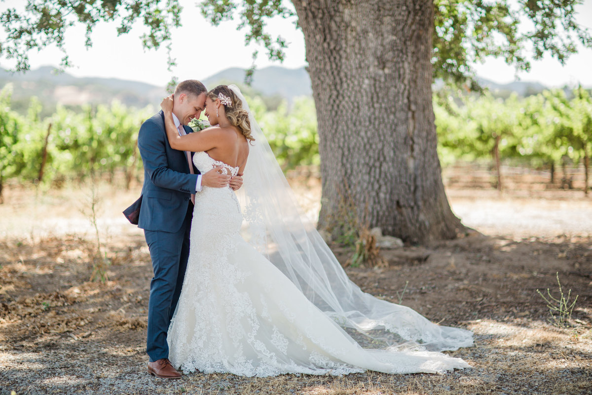 Jenna & Andrew's Oyster Ridge Wedding | Paso Robles Wedding Photographer | Katie Schoepflin Photography427