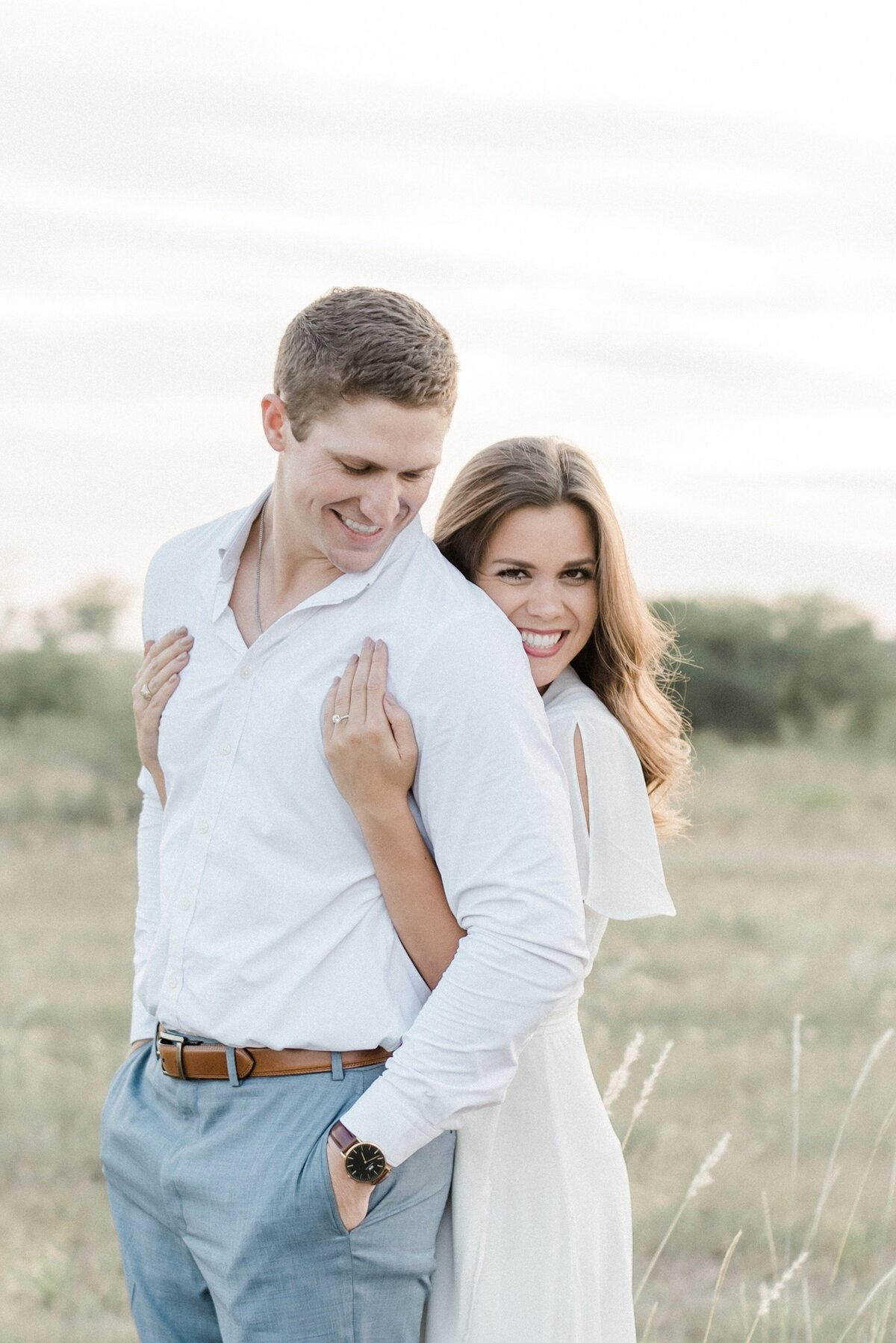 Oudoor Texas Engagement Session | Patti Darby Photography 21