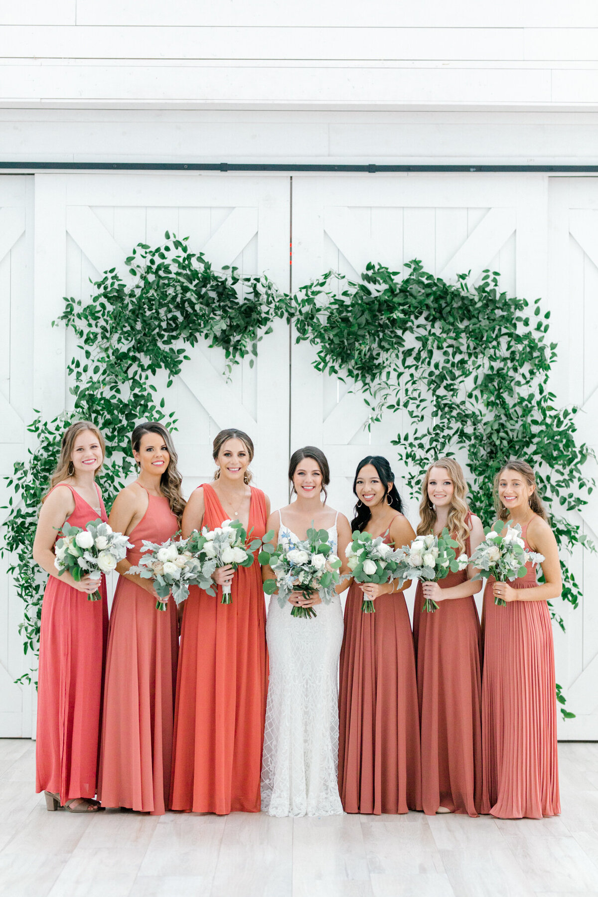 Anna & Billy's Wedding at The Nest at Ruth Farms | Dallas Wedding Photographer | Sami Kathryn Photography-123
