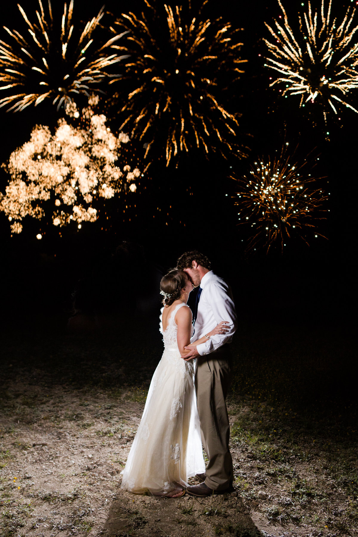 kerrville wedding photographer night photo