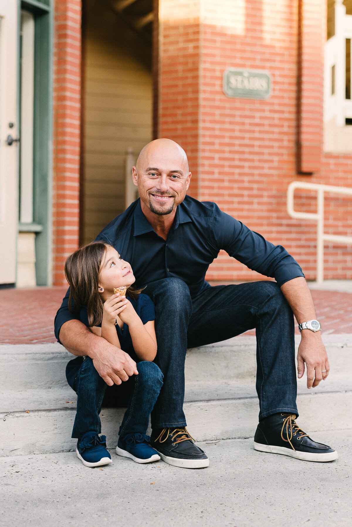 Encinitas Family Photographer-Daddy Daughter-36