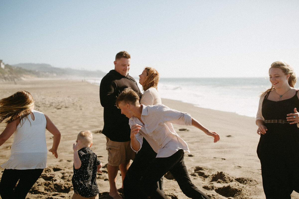 Oregon Coast Family  Photographer | -5