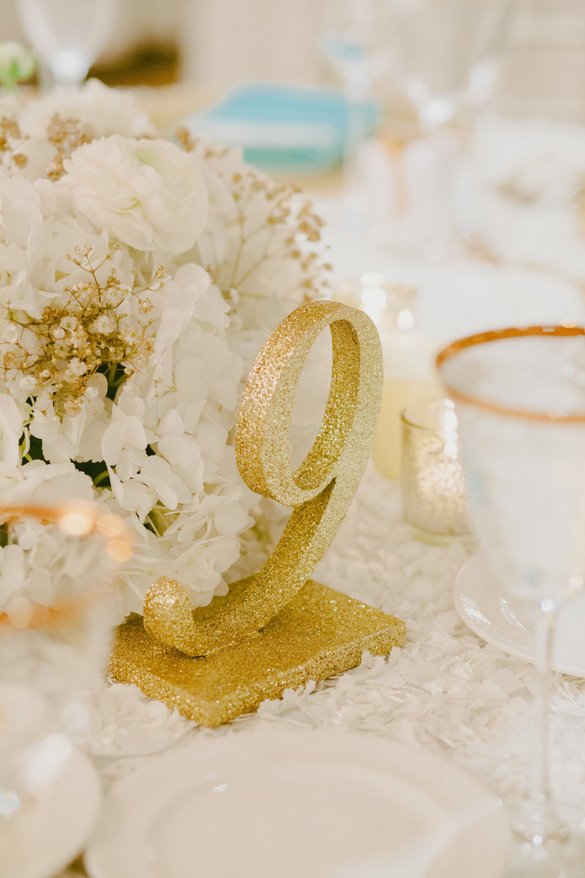 ivory gold tiffany blue beautiful wedding venetian new jersey nj event designer 10