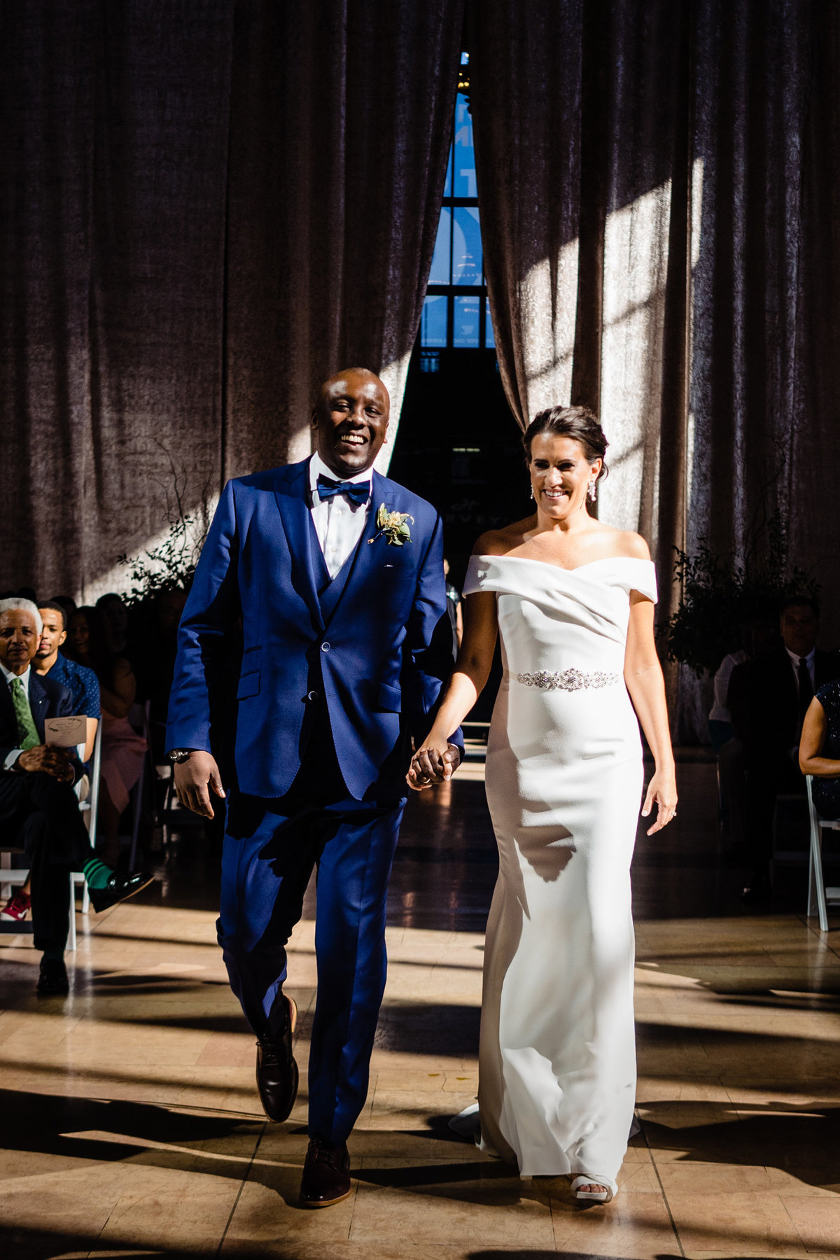 union station kc wedding