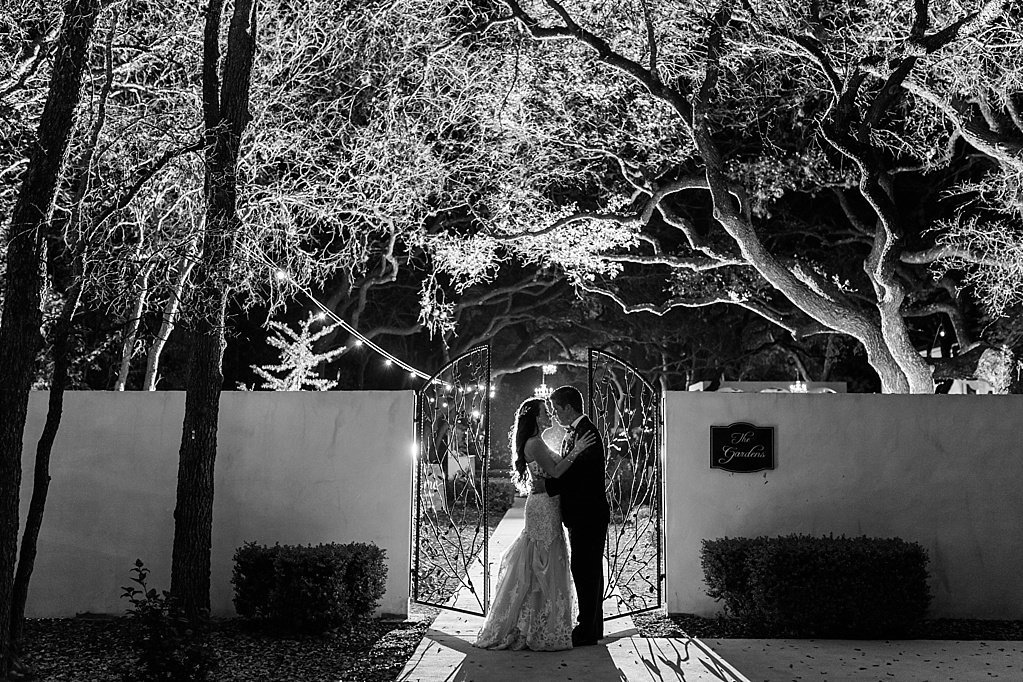 Garden Wedding at La Cantera Resort and The Gardens at West Green in San Antonio Texas_0140