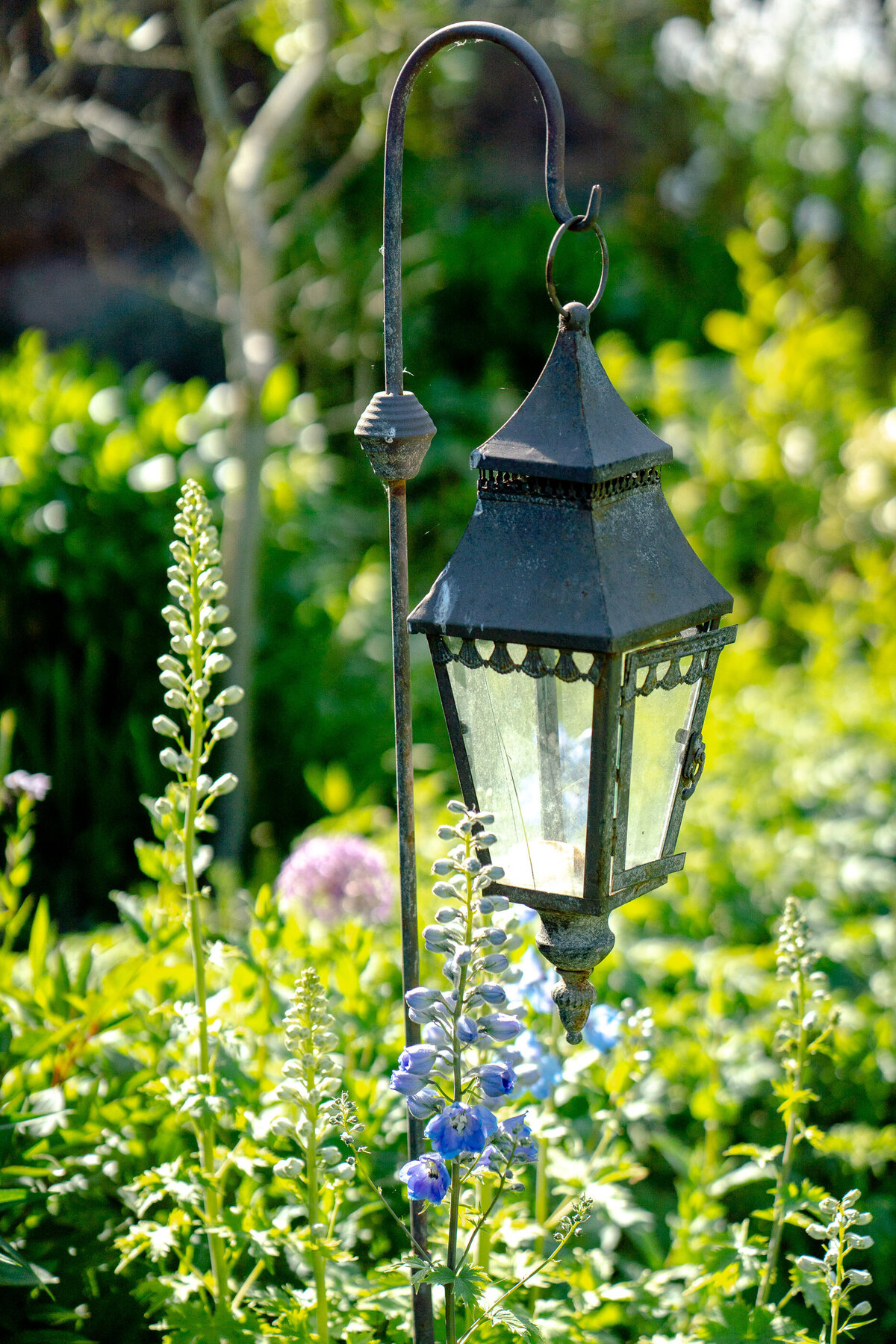 Garden Lamp. Product photography Leeds