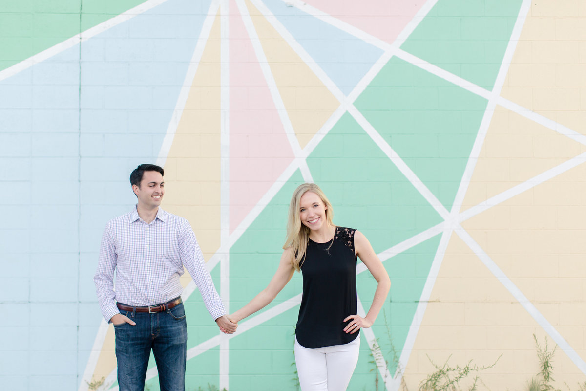 Indianapolis War Memorial Downtown Engagement Session Sunrise Sami Renee Photography-32