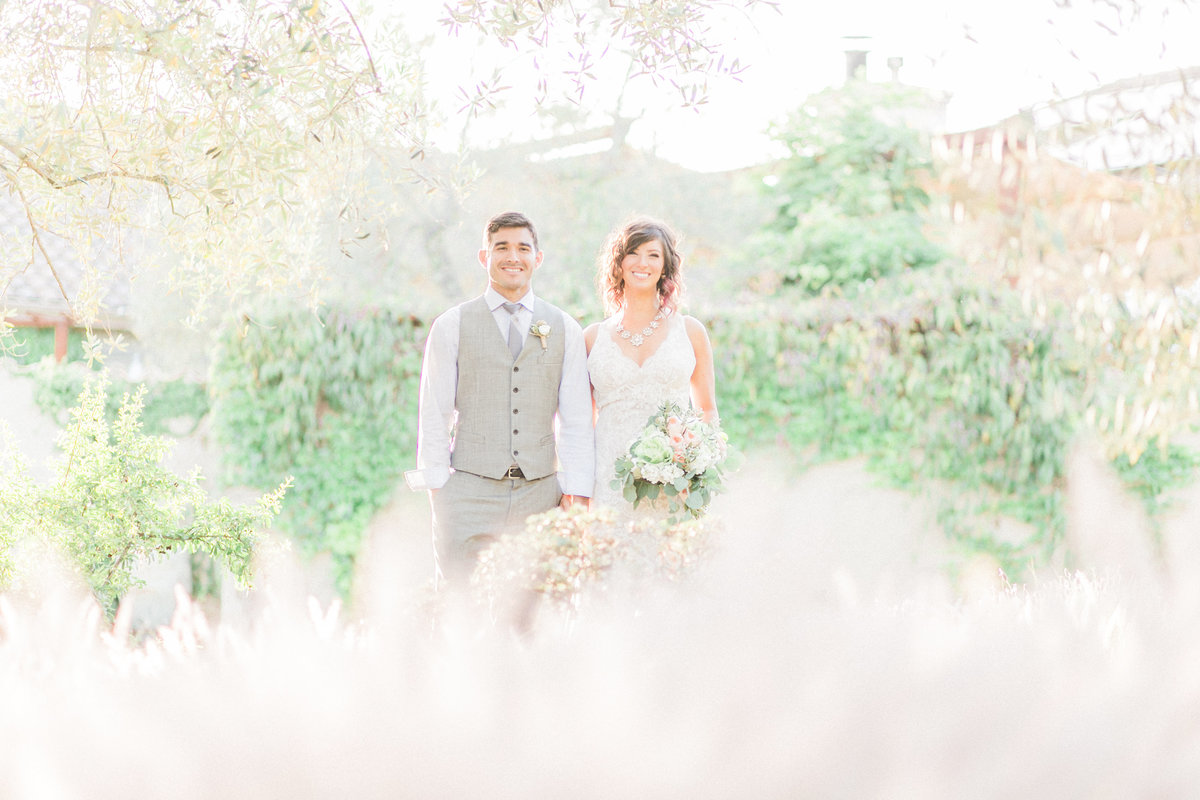 Evonne and Darren California Winery Weddings