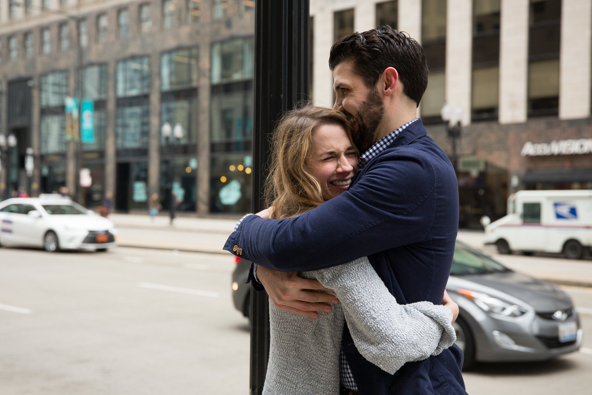 Chicago Surprise Engagement Photographer Taylor Ingles 8