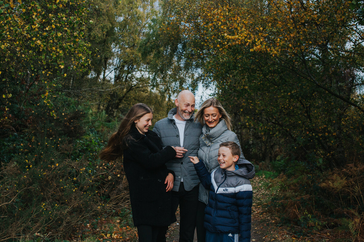 Sutton Park Family Shoot -- Electric Blue Photos-13